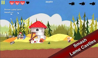 Screenshot of Lame Castle HD