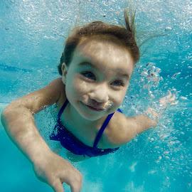 Free by Cory Pollard - Sports & Fitness Swimming