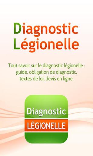 Diagnostic Légionelle