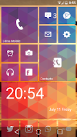 Screenshot of Launcher 8 free (fake wp8)