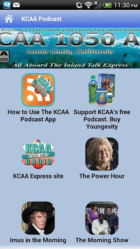 KCAA Podcast