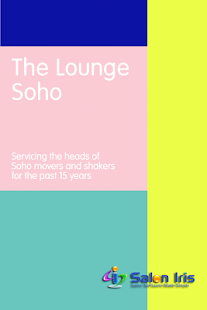 The Lounge Soho - screenshot