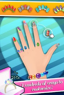 Game Nail Salon Makeover APK for Windows Phone