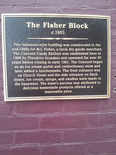 The Fisher Block