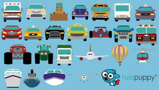 Kids Car Town 2 - screenshot