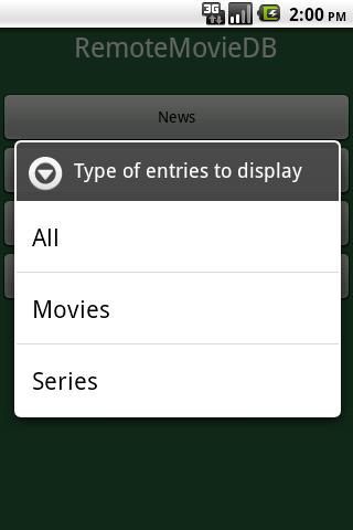 Remote MovieDB
