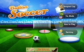 Screenshot of Button Soccer