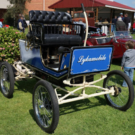 Powered by Steam by Jefferson Welsh - Transportation Automobiles