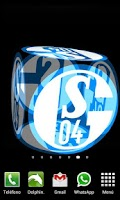 Screenshot of 3D Schalke 04 Live Wallpaper
