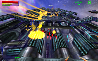 Screenshot of Galactic Run Free