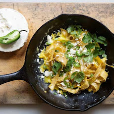 Chilaquiles Recipe