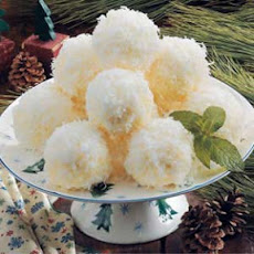 Ice Cream Snowballs