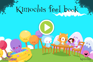Screenshot of Kimochis Feel Book - 인터랙션 북