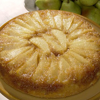 Pear Upside Down Cake Recipes