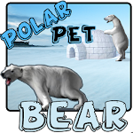Polar Bear Pet APK Image