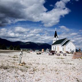 Lost but not Forgotten  by Denver Pratt - Buildings & Architecture Statues & Monuments (  )