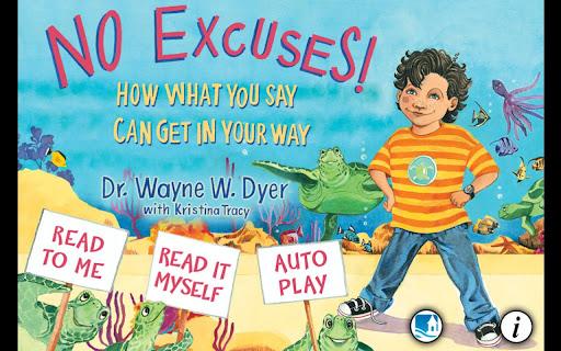 No Excuses - Dr. Wayne Dyer