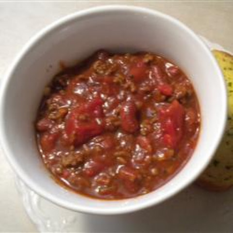 Emily's Famous Chili