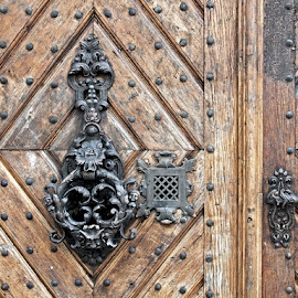 Door Detail by Khaled Ibrahim - Buildings & Architecture Public & Historical