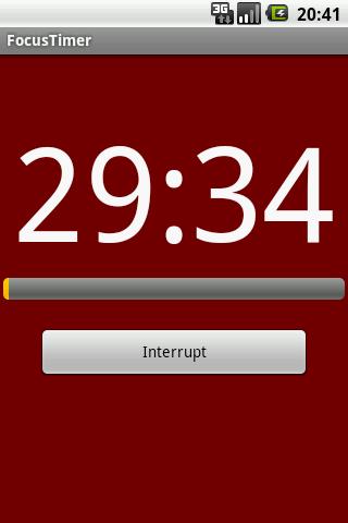 Utible Focus Timer
