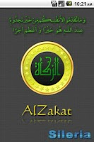 Screenshot of AlZakat
