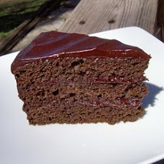 Wellesley Fudge Cake II