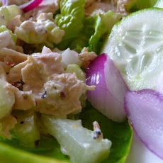 Catherine Ann's Enticing Tuna Salad - the Longmeadow Farm