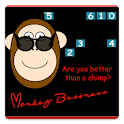 Monkey Business, a memory game icon