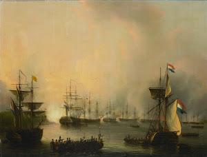 RIJKS: Martinus Schouman: painting 1848