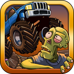 Cover art Zombie Road Racing