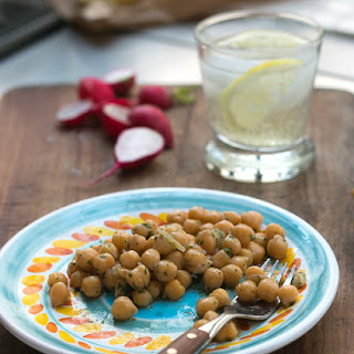 Chickpea, Lemon and Mint Salad