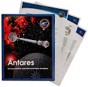 Blue Antares Press Junket