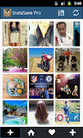 Screenshot of InstaSave Pro