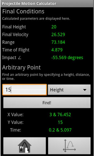 免費下載教育APP|Projectile Motion Calculator app開箱文|APP開箱王