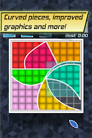 Screenshot of Color Fill 2 - Tangram Blocks
