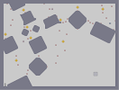 Thumbnail of the map 'Gordian Knot'