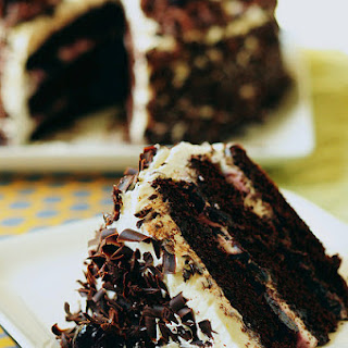 Black Forest Cake With Alcohol Recipes