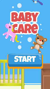 Baby Care and Dressing Games - screenshot
