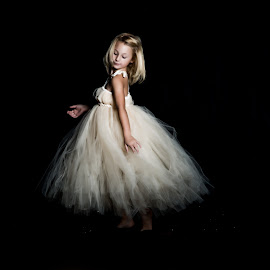 Princess by Sharyl Goodpaster - Babies & Children Child Portraits ( children, dance )
