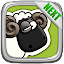 Next Launcher Theme P.Sheep for Lollipop - Android 5.0