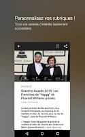 Screenshot of Ouest France