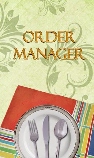 Order Manager ver.User