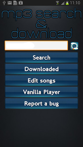 mp3-music-search-download for android screenshot