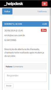 _accon suporte - screenshot