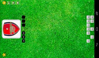 Screenshot of Guess the football club