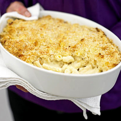 Macaroni Cheese In 4 Easy Steps