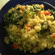 Quinoa Vegetable Medley