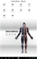 Screenshot of Orthorad