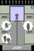 Screenshot of Elevator jump