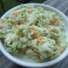 Authentic Kfc Coleslaw: the Real Thing